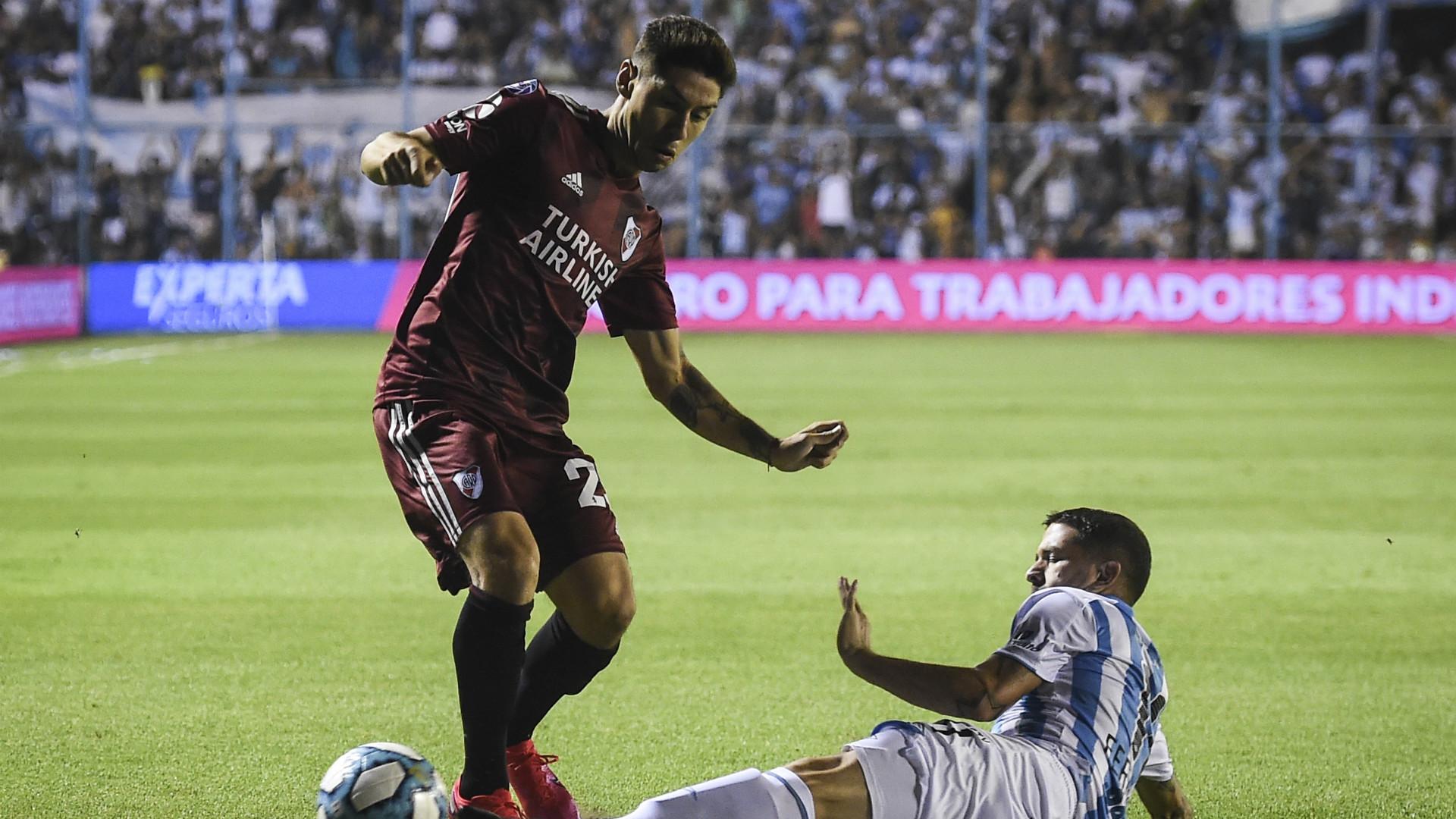 Montiel Jose Luis Fernandez Atletico Tucuman River Superliga 07032020