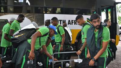 South Africa Arrival
