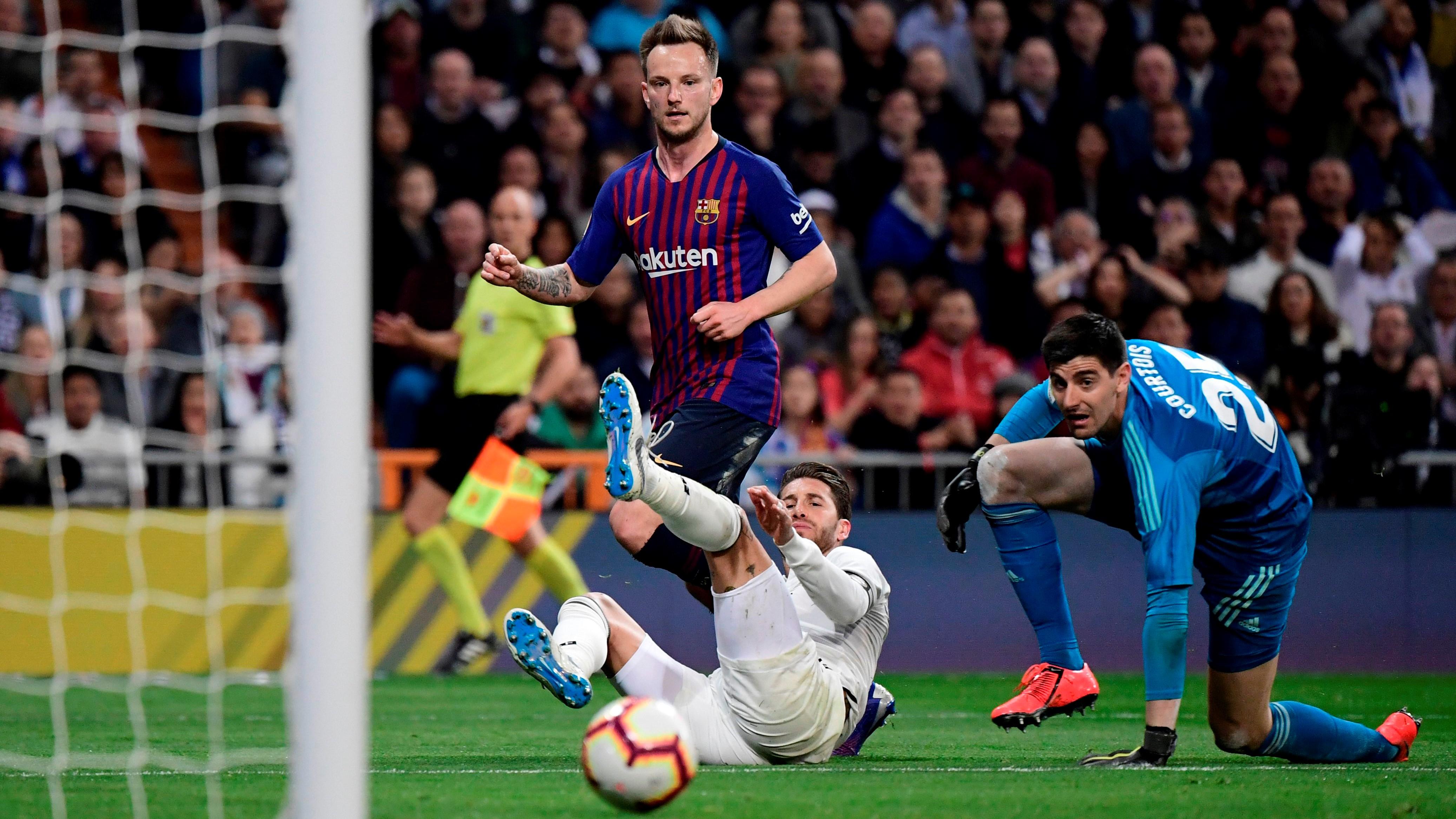 El Clasico: Die Aufstellung von Barcelona und Real Madrid ...