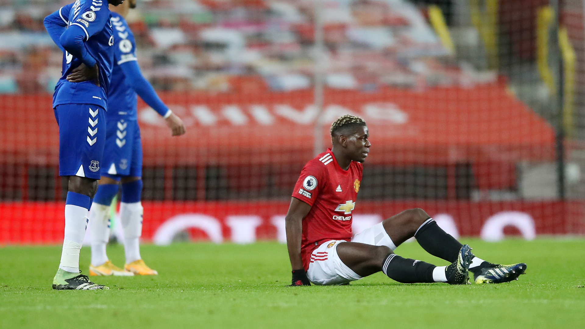 Pogba ruled out for a 'few weeks' to hand Man Utd major injury blow    Goal.com