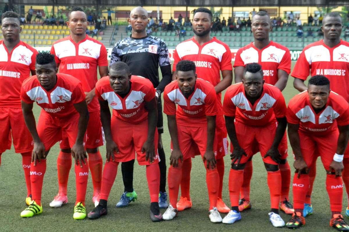 Image result for abia warriors