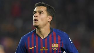 Philippe Coutinho Barcelona 2017-18