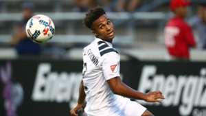 Erik Palmer-Brown MLS Homegrown Game