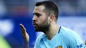 Jordi Alba FC Barcelona