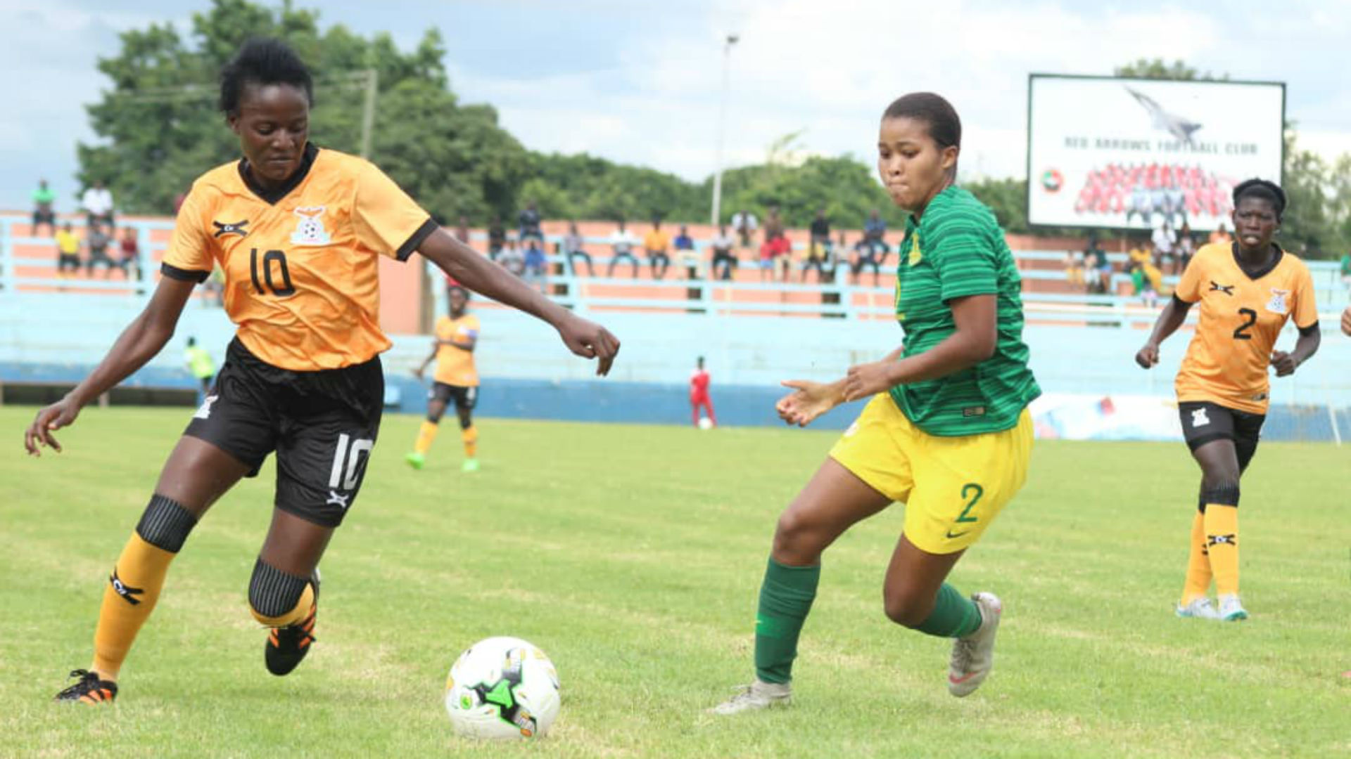 South Africa 3-0 Zambia (3-2): Bantwana advance into U17 Women's World Cup second round