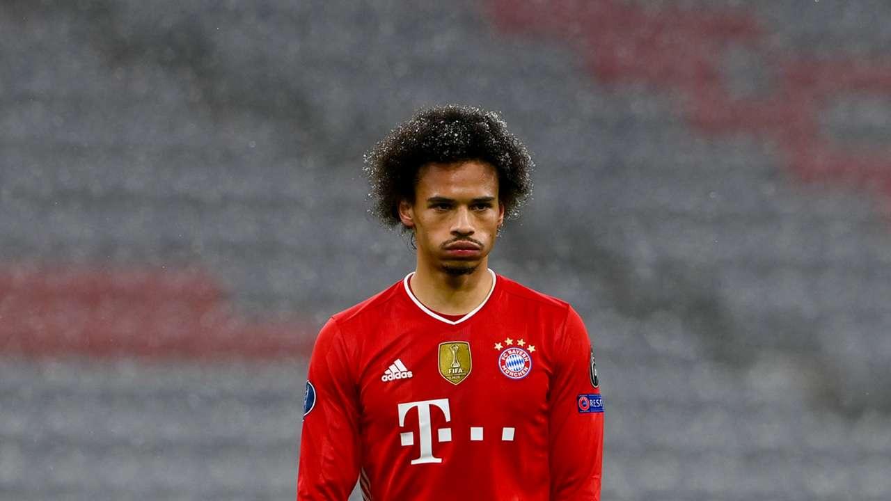 Leroy Sane Bayern Munich 2020-21