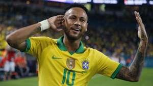 Neymar Brasil Colombia Amistoso 06092019