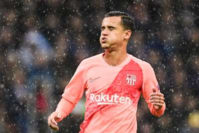COUTINHO INTER BARCELONA CHAMPIONS LEAGUE