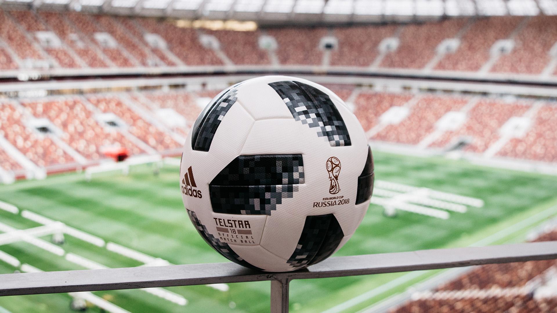Telstar 18 Bola Resmi Piala Dunia 2018