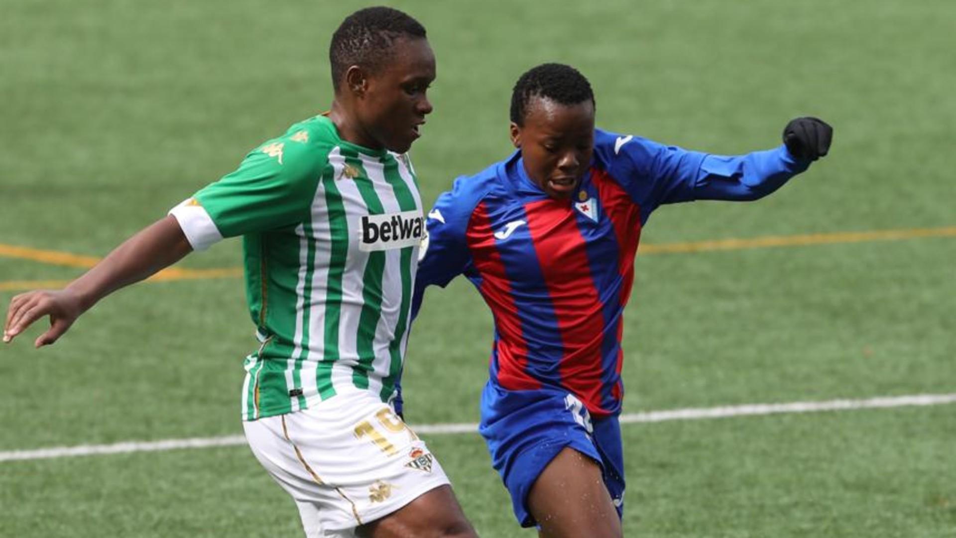 Kgatlana rescues Eibar with maiden Spanish Iberdrola goal against Levante