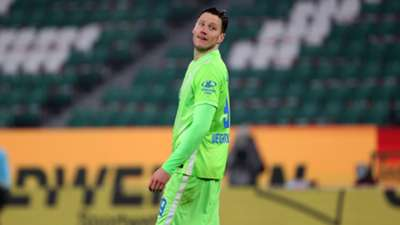 ***GER ONLY*** Wout Weghorst VfL Wolfsburg