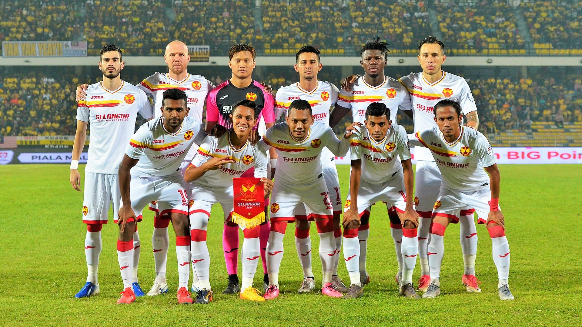 Selangor, Malaysia Cup, 22092019