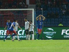 Fadhli Shas, Johor Darul Ta'zim, Malaysia Cup, 02/08/2017