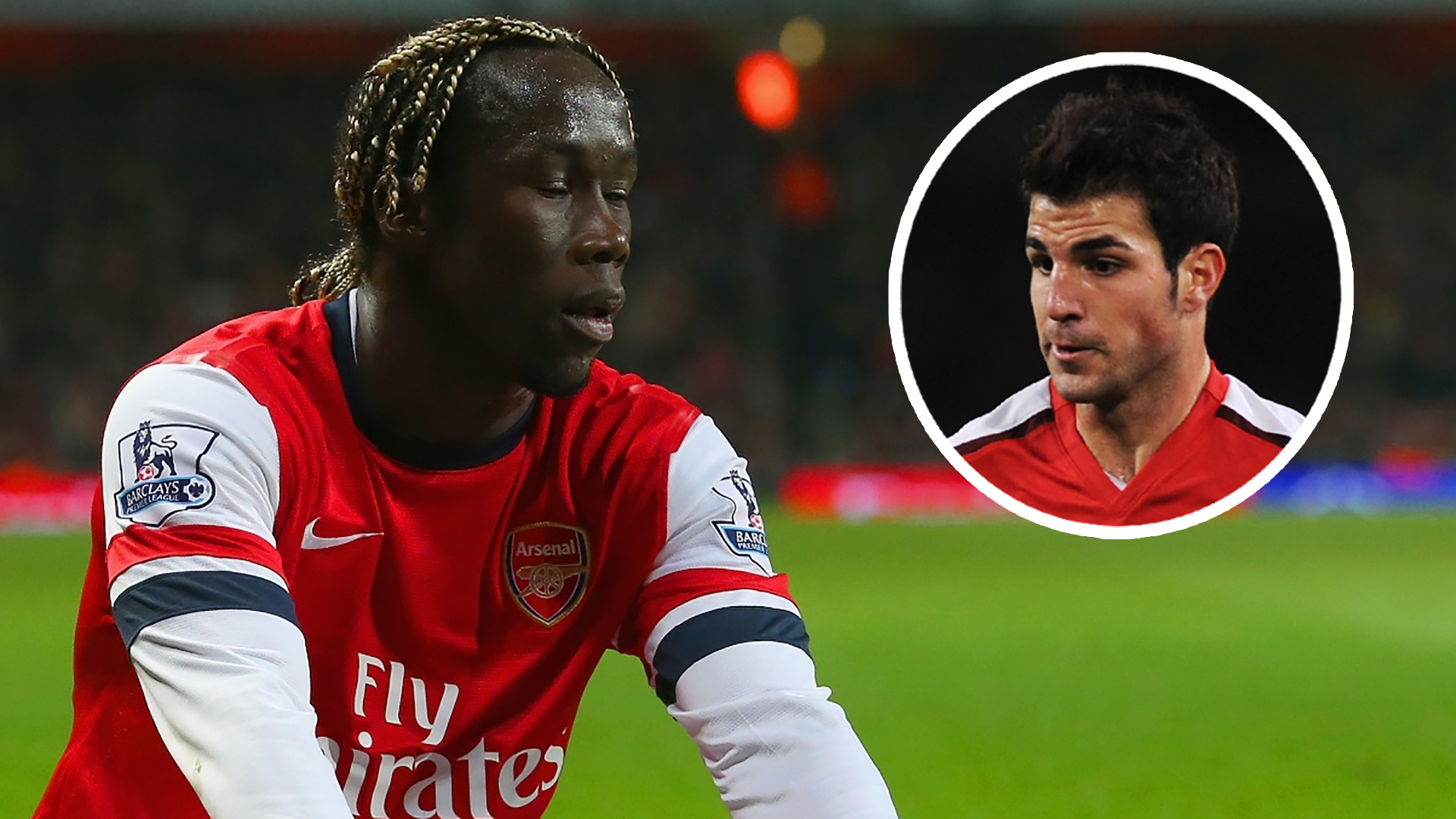 'From him I was surprised' - Sagna hits back at 'harsh' Fabregas