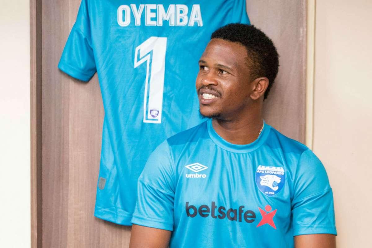 John Oyemba: AFC Leopards sign former Kariobangi Sharks keeper | Goal.com