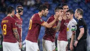 Roma: Officials admitted Smalling penalty was a mistake against Gladbach