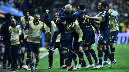 Boca Palmeiras Copa Libertadores Semifinal Ida 24102018