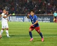 Nazmi Faiz, Johor Darul Ta'zim, Boeung Ket, AFC Cup, 21/02/2017