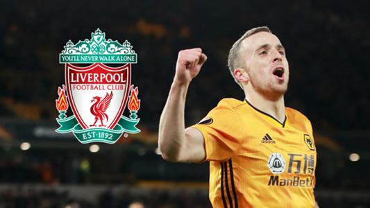 Liverpool chính thức chiêu mộ Diogo Jota từ Wolverhampton