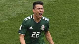 Hirving Lozano Mexico