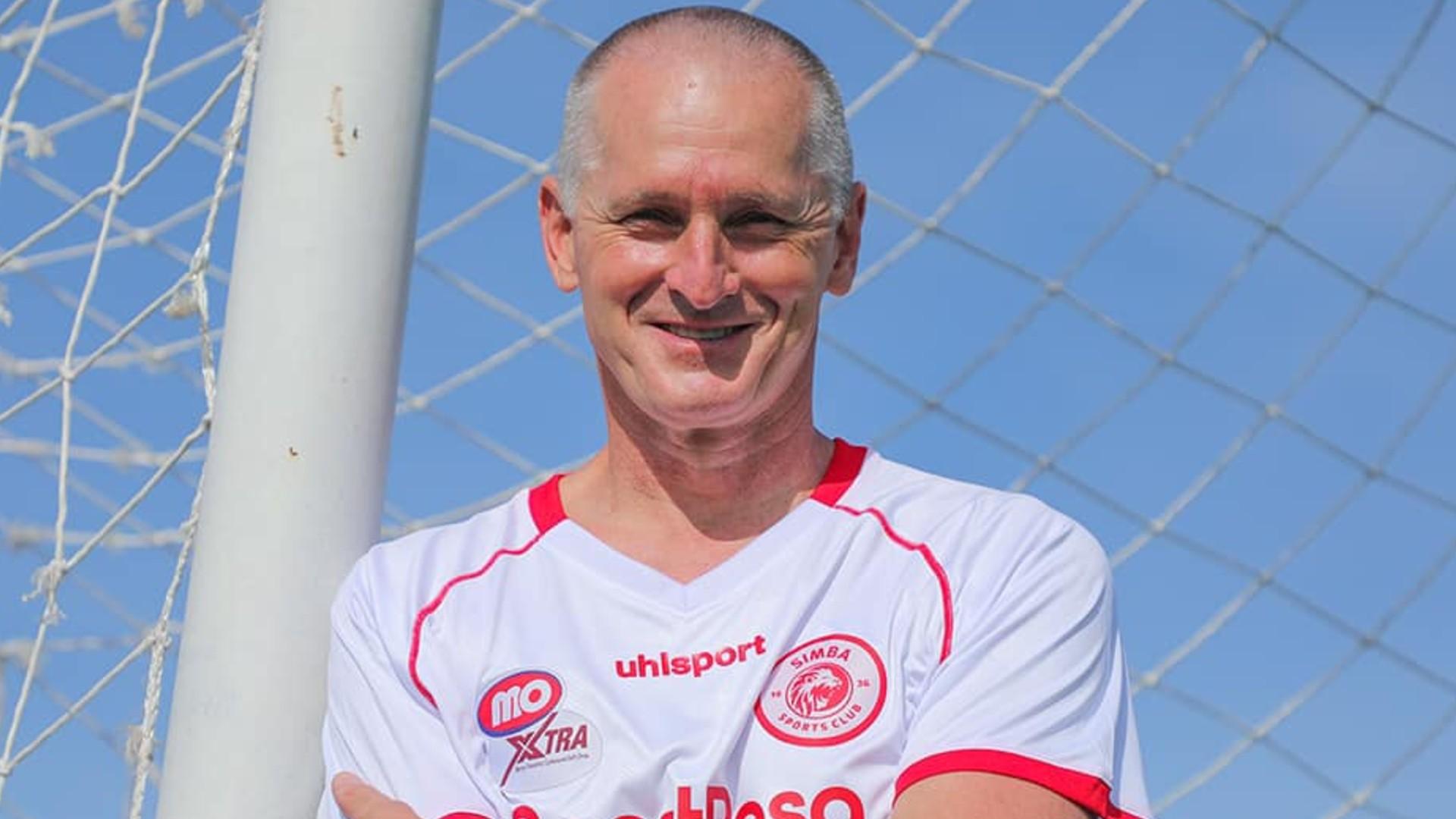 Simba SC appoint Nienov as goalkeeper coach, Manara claims Bruce interest