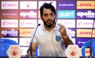 Kerala Blasters Ishfaq Ahmed
