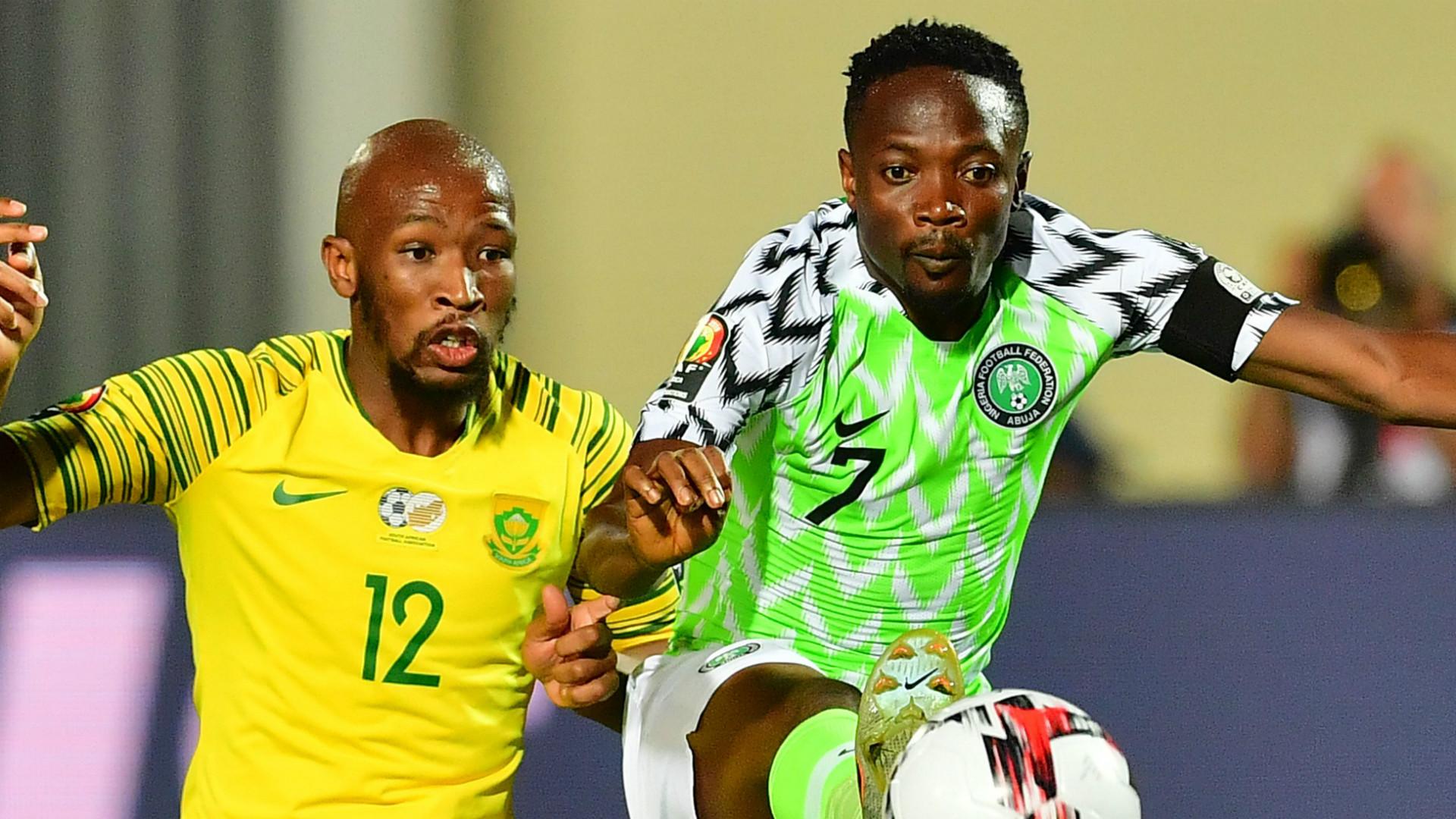 Ikpeba ranks Musa among greatest Nigeria strikers