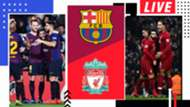 DIRETTA Barcellona Liverpool
