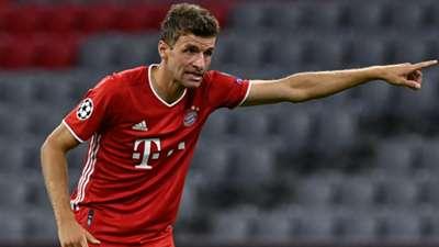 Thomas Muller Bayern Munich 2020 Champions League