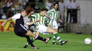 real madrid vs real betis 2000