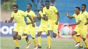Kariobangi Sharks beats Gor Mahia in FKF Shield Cup.