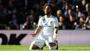 Marcelo Real Madrid Barcelona El Clásico LaLiga 23122017