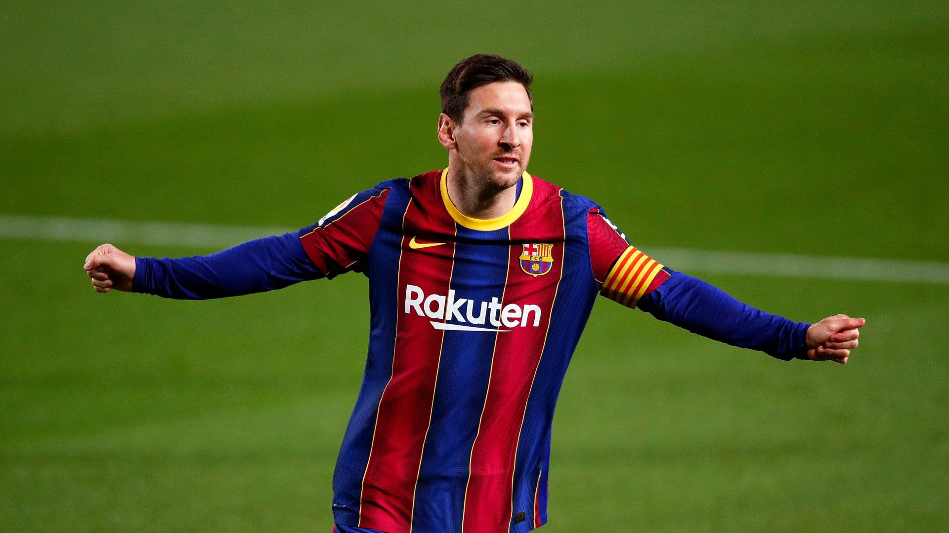 Messi sends thank you message to 100-year-old fan who has noted down every goal the Barcelona star has scored