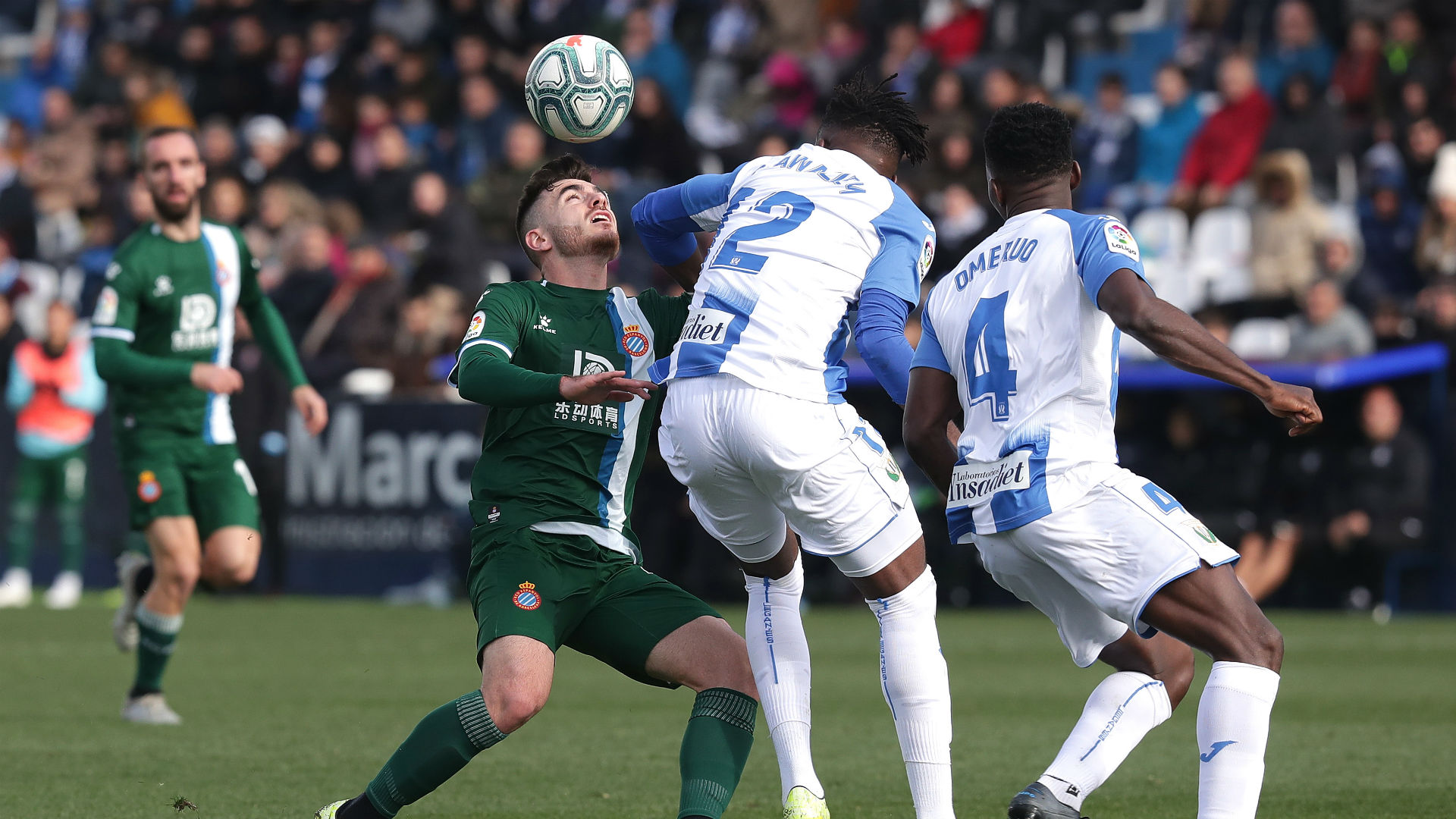 Omeruo and Awaziem's Leganes relegated from La Liga after Real Madrid draw
