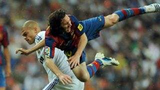 Lionel Messi Baecelona Real Madrid