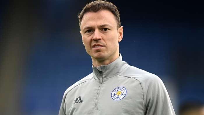 Jonny Evans Leicester City 2020-21