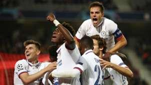 Chelsea celebrate 2019-20