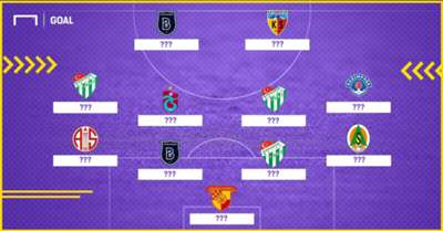 Süper Lig Haftanın 11'i | 4. Hafta