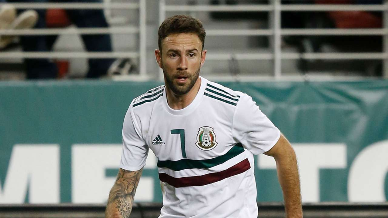 Miguel Layuna Mexico 2018
