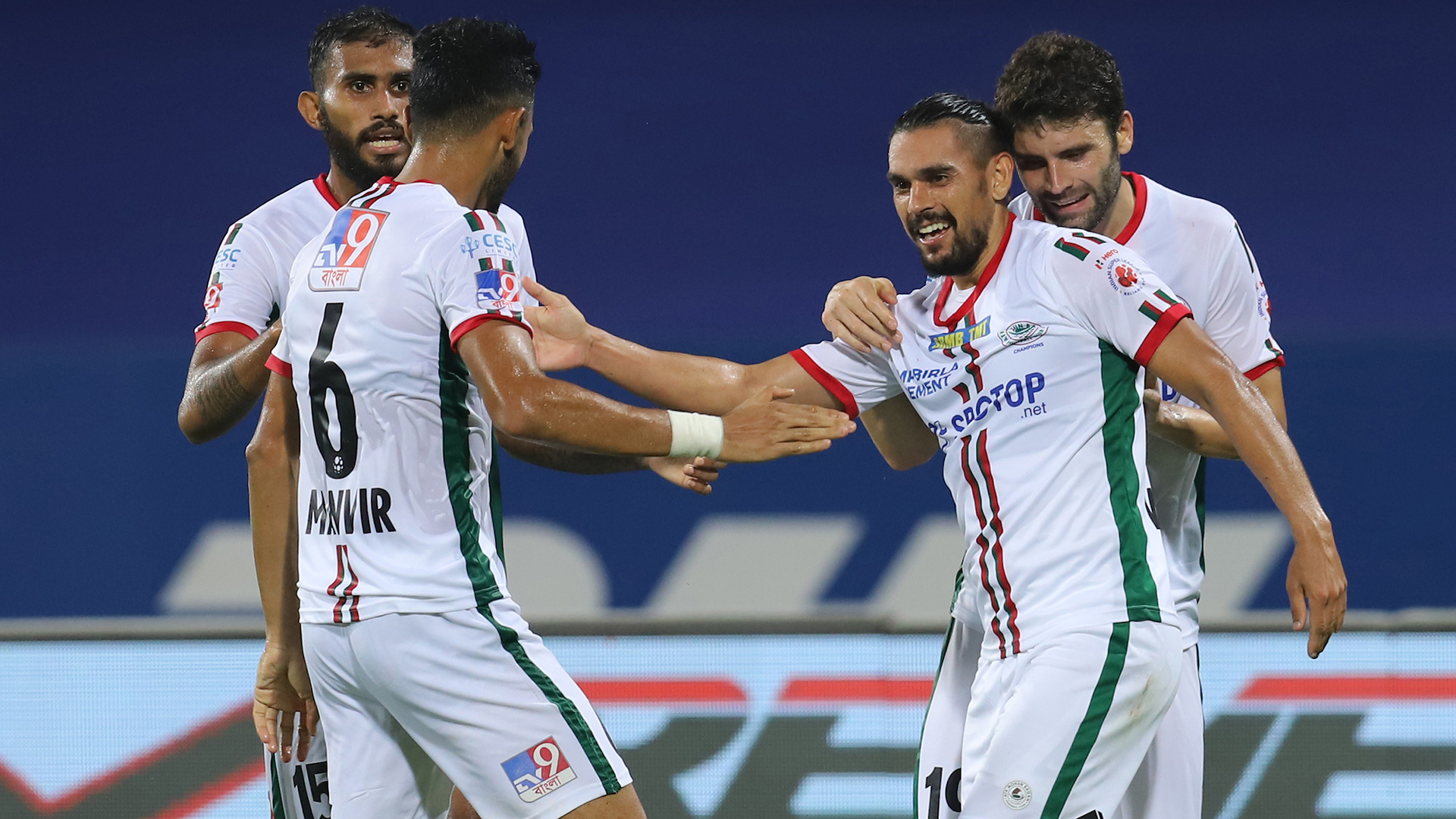 NorthEast United 0-1 ATK Mohun Bagan LIVE - David Williams fires the Mariners into the lead