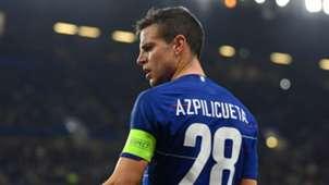 Cesar Azpilicueta Chelsea Slavia Prague