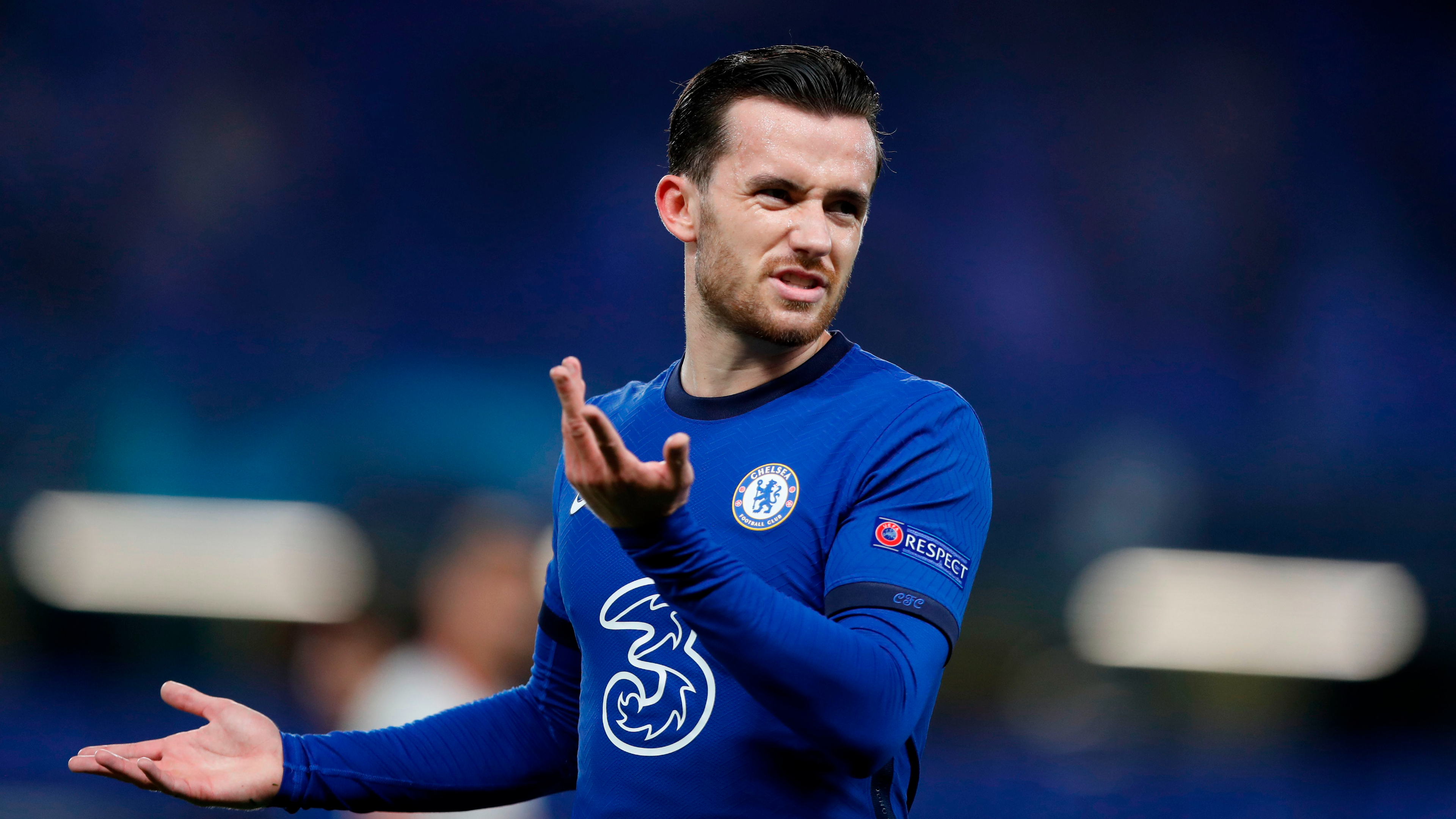 Chilwell warned Chelsea spell already 'questionable' as Tuchel favours Alonso over £50m left-back