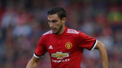 Matteo Darmian Manchester United