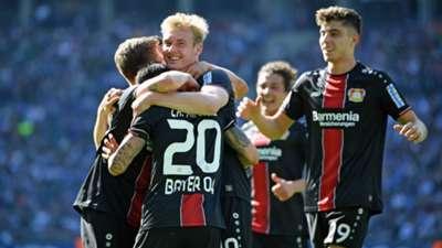 Havertz Brandt Leverkusen