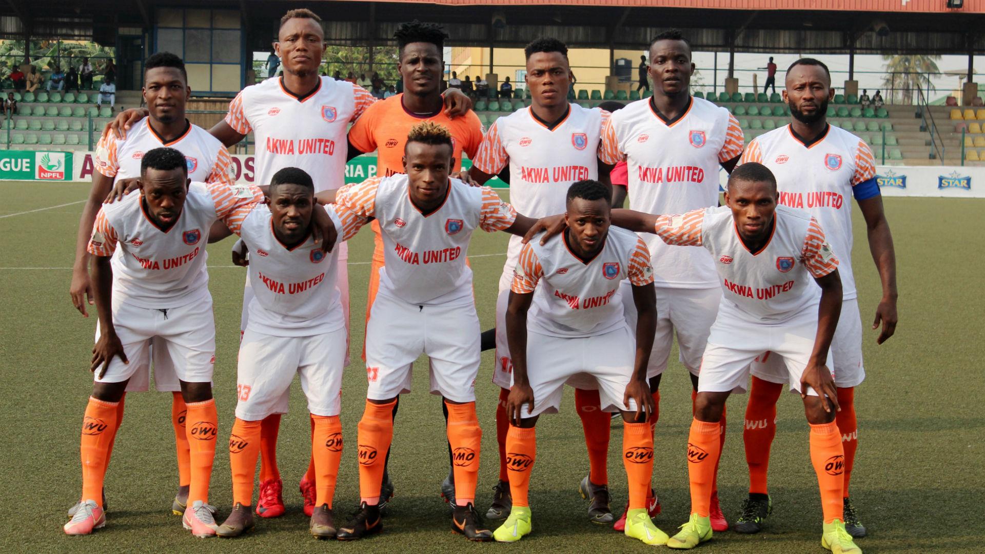 Akwa United secure maiden NPFL title after thrashing MFM