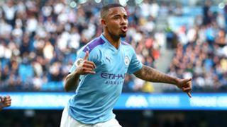 Gabriel Jesus Manchester City 2019-20