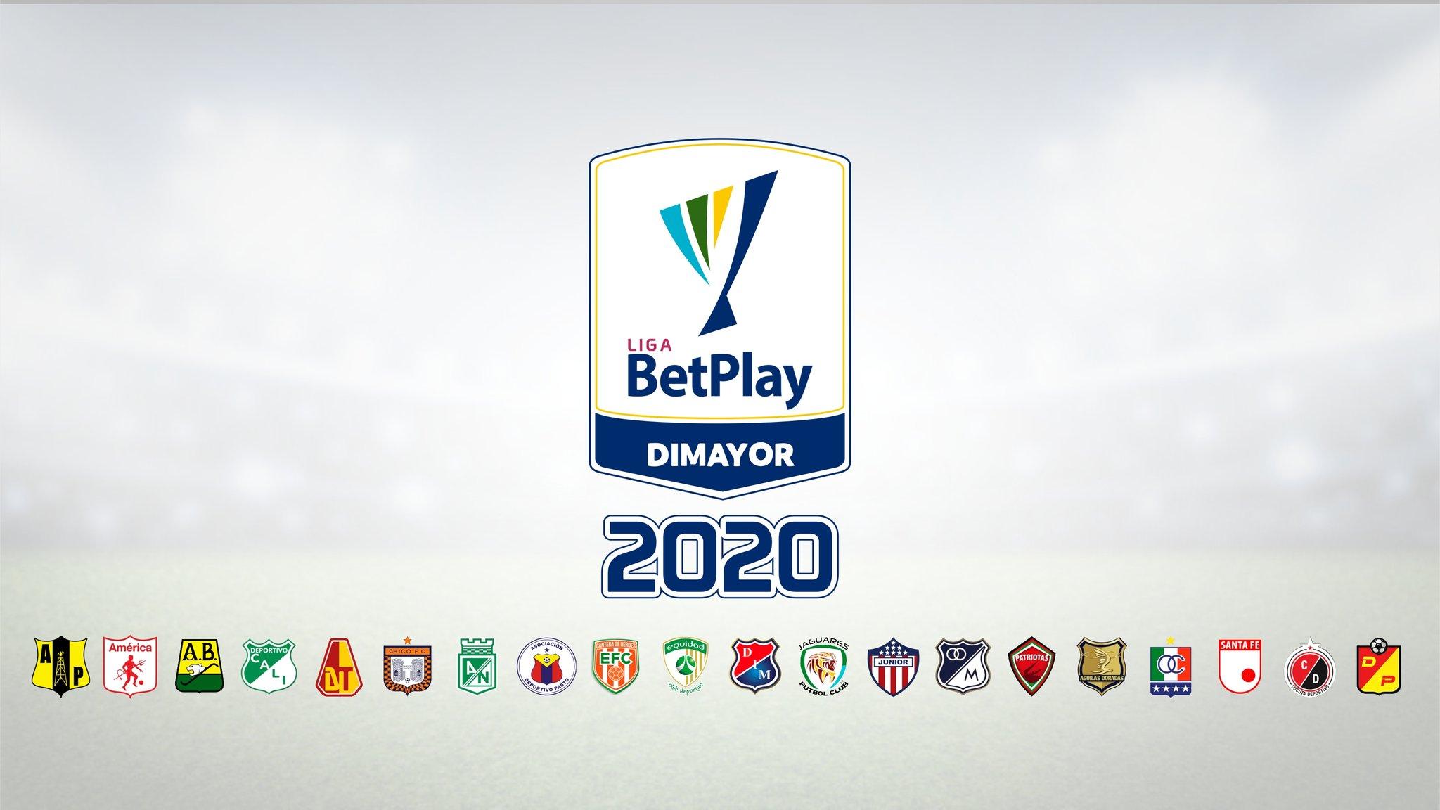 Liga Betplay Dimayor 2020 Calendario De Partidos De Dimayor Goal Com