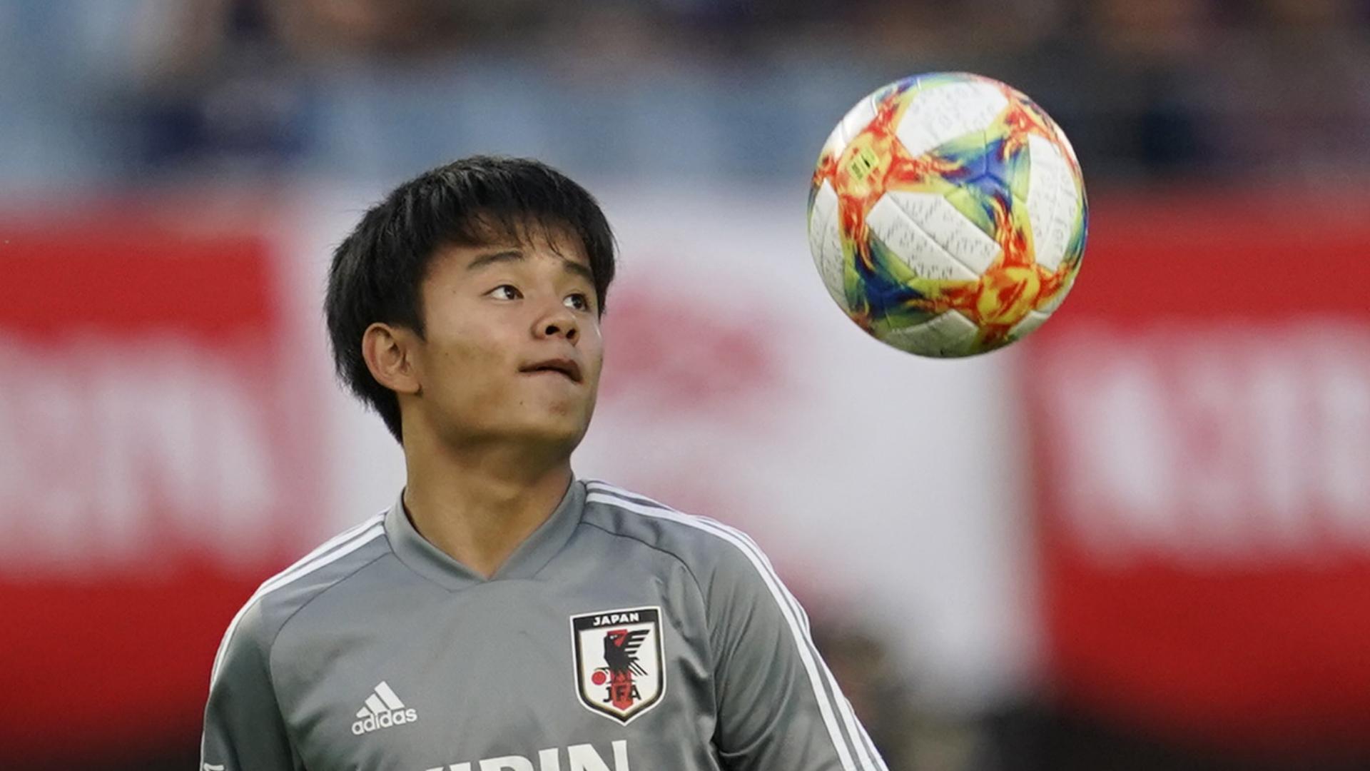 U24 Japan 6-0 Ghana U24: Real Madrid prodigy Kubo dazzles vs Black Meteors