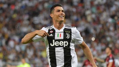 Ronaldo Juventus 2018-19