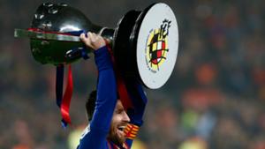 Lionel Messi Trophy